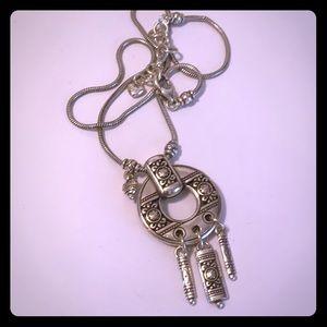 Brighton silver necklace